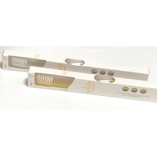 【送料込み】ジージー ルシェロ 歯ブラシ W-10 2本セット♪(歯ブラシ/デンタルフロス)