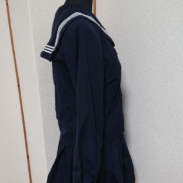 be19096c655 中学制服 セーラー服 冬服上下セットの通販 by エコクロージング's shop ...