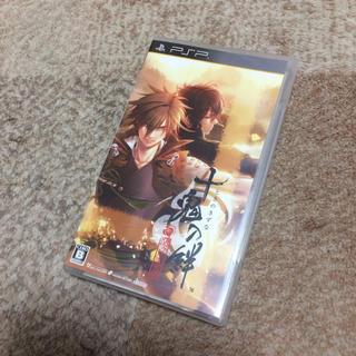 プレイステーションポータブル(PlayStation Portable)の十鬼の絆 PSP(携帯用ゲームソフト)