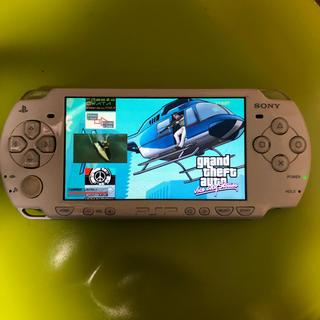 プレイステーションポータブル(PlayStation Portable)の改造 PSP (携帯用ゲーム本体)