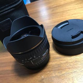 シグマ(SIGMA)のシグマ SIGMA 15mm F2.8 EX Fisheye ニコンFマウント (レンズ(単焦点))
