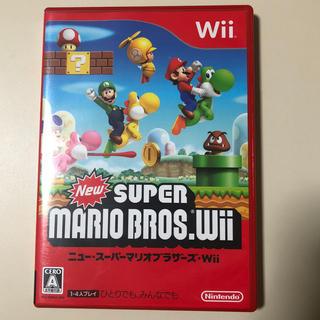ウィー(Wii)のWii・ニュー・スーパーマリオブラザーズ(家庭用ゲームソフト)