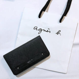 アニエスベー(agnes b.)のアニエス・ベー iPhoneケース(iPhoneケース)