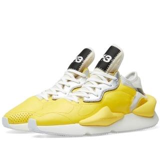 ワイスリー(Y-3)のY-3 kaiwa adidas yellow 28.0cm(スニーカー)