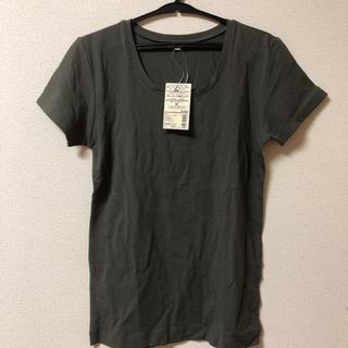 MUJI (無印良品) - 売り切り価格!新品タグ付 無印良品 クルーネックTシャツ