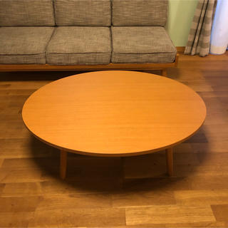ウニコ(unico)のウニコ unico アルベロ ALBERO 引き取り限定ローテーブル (ローテーブル)