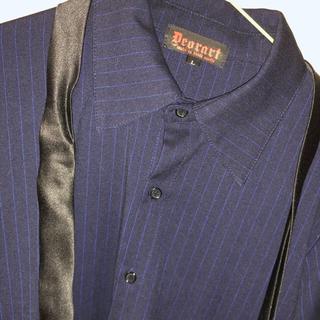 ディオラート(Deorart)のシャツ ネクタイ付き(Tシャツ/カットソー(七分/長袖))
