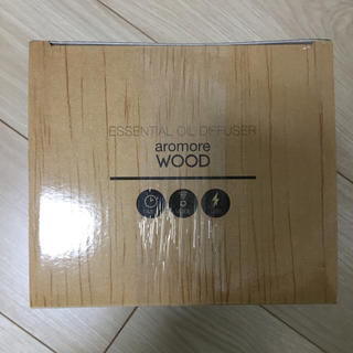 セイカツノキ(生活の木)のアロモア  ウッド アロマディフューザー 生活の木 加湿器(アロマディフューザー)