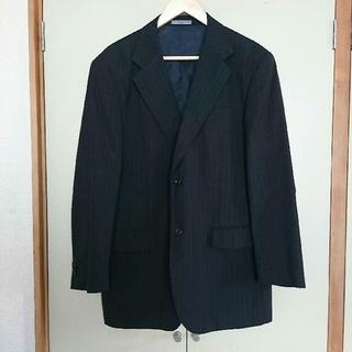 ユキコハナイ(Yukiko Hanai)のYUKIKO HANAI スーツ 上 ジャケット 3L 大きいサイズ ストライプ(スーツジャケット)