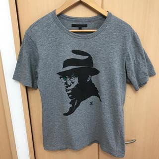 ネクサスセブン(NEXUSVII)のレア NEXUS 7 マルコムX Tシャツ (Tシャツ(半袖/袖なし))