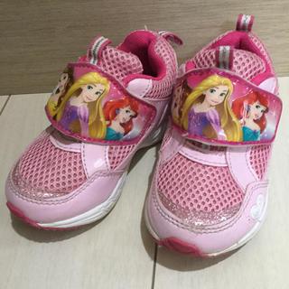 ディズニー(Disney)のディズニー プリンセス  15cm 靴(スニーカー)