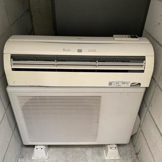 フジツウ(富士通)の富士通 エアコン 6畳 AS22PPE(エアコン)