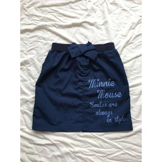 ディズニー(Disney)の✧未使用✧ ミニーマウス スカート 90cm(スカート)