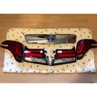 トヨタ(トヨタ)のアルファード 30系 テールランプ リアガーニッシュセット ヴェルファイア(車種別パーツ)