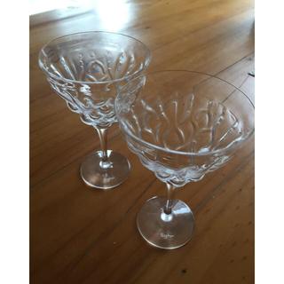 スガハラ(Sghr)のスガハラ  ワイングラス2客 滴るようなグラス(グラス/カップ)