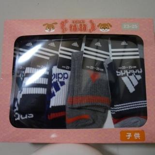 アディダス(adidas)のアディダス 靴下セット(靴下/タイツ)