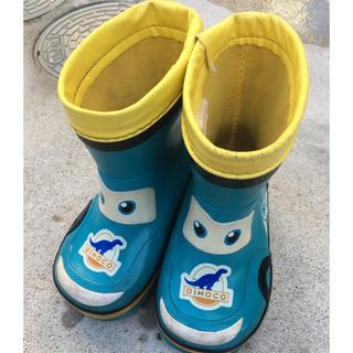 ディズニー(Disney)のカーズ★マックィーン 14センチ 15センチ 長靴 レインブーツ(長靴/レインシューズ)