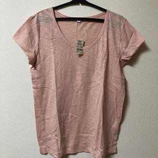 MUJI (無印良品) - 売り切り価格!新品タグ付 無印良品 重ね着用Tシャツ