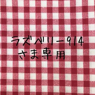 ラズベリー914さま専用ページ(ペット服/アクセサリー)