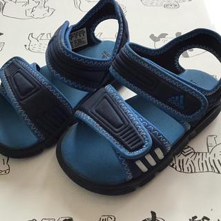 アディダス(adidas)のadidas サンダル14.0cm(サンダル)