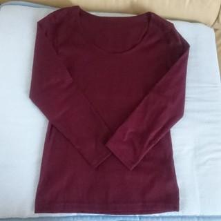 シマムラ(しまむら)のレディースヒートテック長袖肌着(アンダーシャツ/防寒インナー)