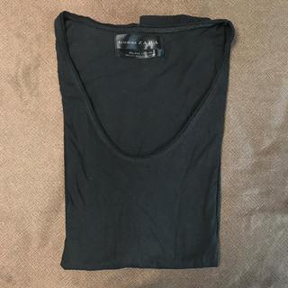 ザラ(ZARA)のZARA  半袖  size  M(Tシャツ/カットソー(半袖/袖なし))