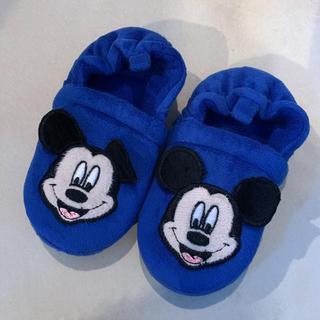 ディズニー(Disney)のディズニー ベビーシューズ 新品(スリッポン)