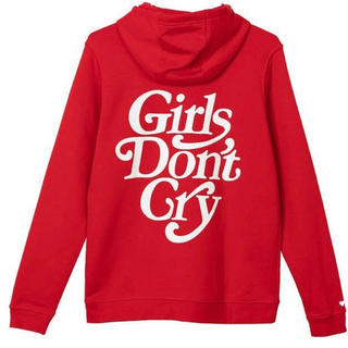 ナイキ(NIKE)のgirls  don't cry nike sb(パーカー)