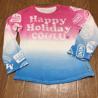 ココルルミニ(CO&LU MINI)のココルルキッズ長袖シャツ(Tシャツ/カットソー)