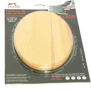 ストウブ(STAUB)の新品未使用 ストウブ マグネットトリベット(調理道具/製菓道具)