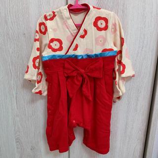 ベルメゾン(ベルメゾン)のベビー♡袴(和服/着物)