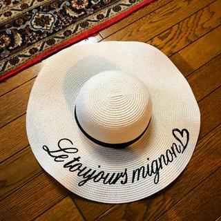 エミリアウィズ(EmiriaWiz)のエミリアウィズ  超美品(麦わら帽子/ストローハット)