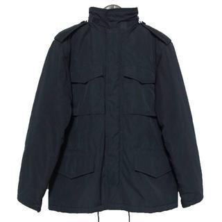 アスペジ(ASPESI)の紺 XS アスペジ G840 M-65 中綿 ニュー フィールド ジャケット(ミリタリージャケット)