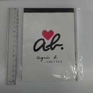 アニエスベー(agnes b.)のアニエスベー メモ帳とボールペンセット(ノート/メモ帳/ふせん)