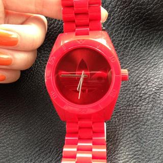 アディダス(adidas)のadidas新作お洒落カジュアル腕時計!(腕時計)