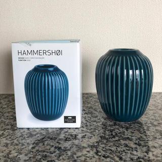 バーニーズニューヨーク(BARNEYS NEW YORK)の新品未使用★HAMMERSH01 一輪挿し フラワーベース 花瓶(花瓶)