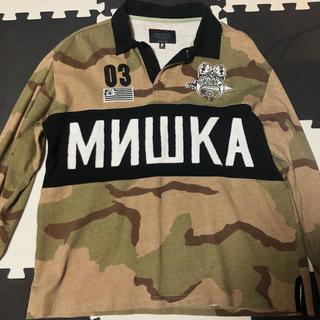アディダス(adidas)のMISHKA ラグビーシャツ(ラグビー)