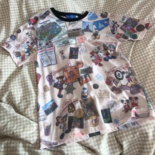 ディズニー(Disney)のディズニー35周年tシャツ(Tシャツ(半袖/袖なし))