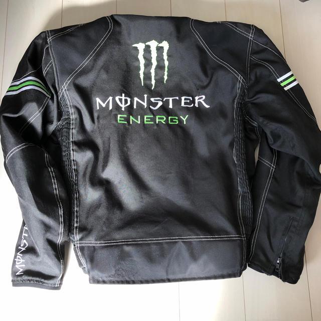 モンスター ジャケット 自動車/バイクのバイク(モトクロス用品)の商品写真