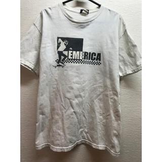 エメリカ(Emerica)のエメリカ スケボー 2トーン ウォルト・ジャブスコ Tシャツ(Tシャツ/カットソー(半袖/袖なし))