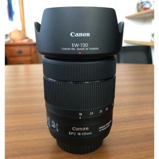 Canon - Canon EF-S 18-135 IS USM カメラ レンズ
