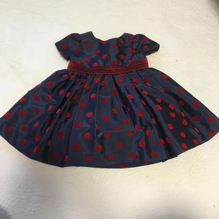 マザー(mother)のドレス 3カ月〜6ヶ月用(ワンピース)