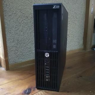 ヒューレットパッカード(HP)のHP Z220 Workstation Xeon E3-1225 V2(デスクトップ型PC)