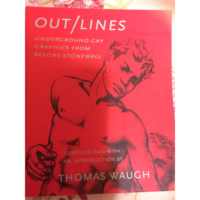 Out//Lines Underground Gay Graphics From Before Stonewall