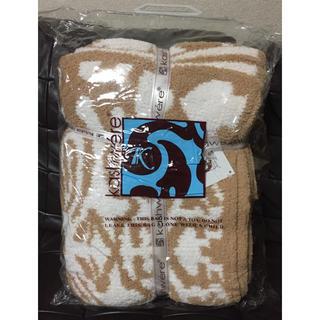 カシウエア(kashwere)のカシウェア ブランケット 毛布 新品・未使用品(毛布)