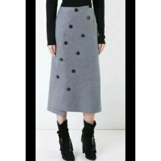 ルシェルブルー(LE CIEL BLEU)のIrene スカート(ひざ丈スカート)