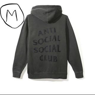 アンチ(ANTI)の新品 ANTI SOCIAL SOCIAL CLUB パーカー Mサイズ(パーカー)