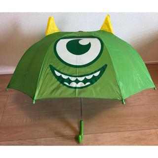ディズニー(Disney)のモンスターズインク マイク耳付き傘(47㎝)(傘)