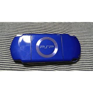 プレイステーションポータブル(PlayStation Portable)のpsp-3000 (携帯用ゲーム本体)