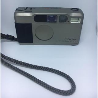 キョウセラ(京セラ)のCONTAX T2  コンタックスT2 極上品(フィルムカメラ)